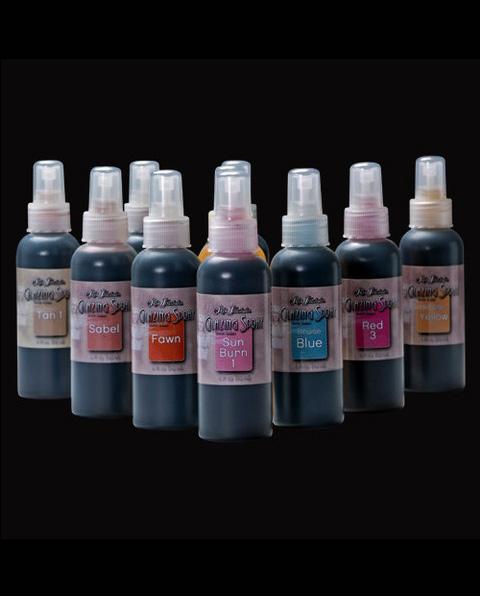 glazing sprays