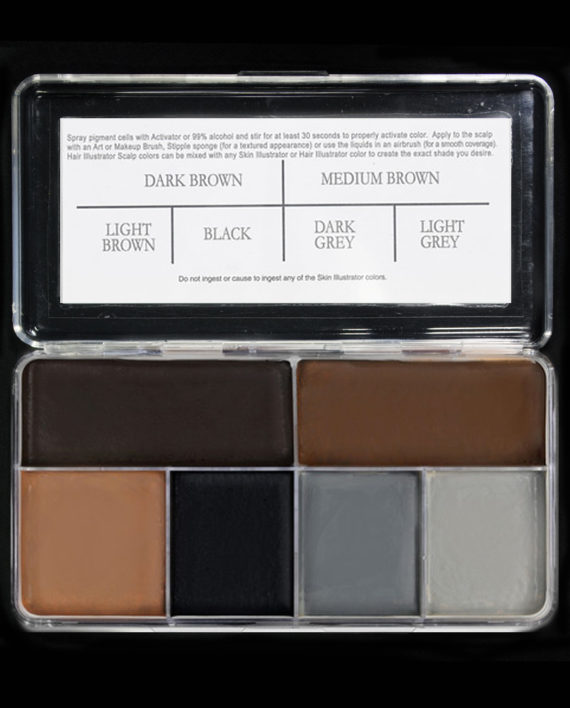 scalp palette colors