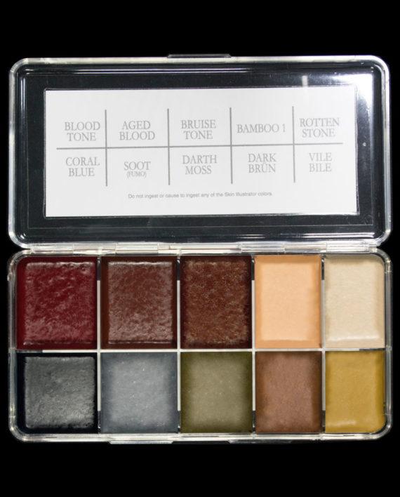 t4 palette colors