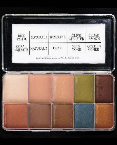 vfs flesh palette colors