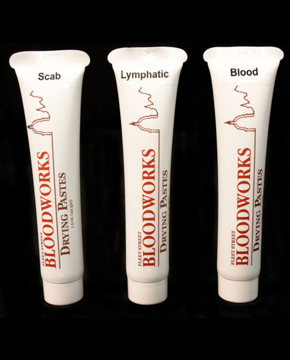 bloodworks blood pastes