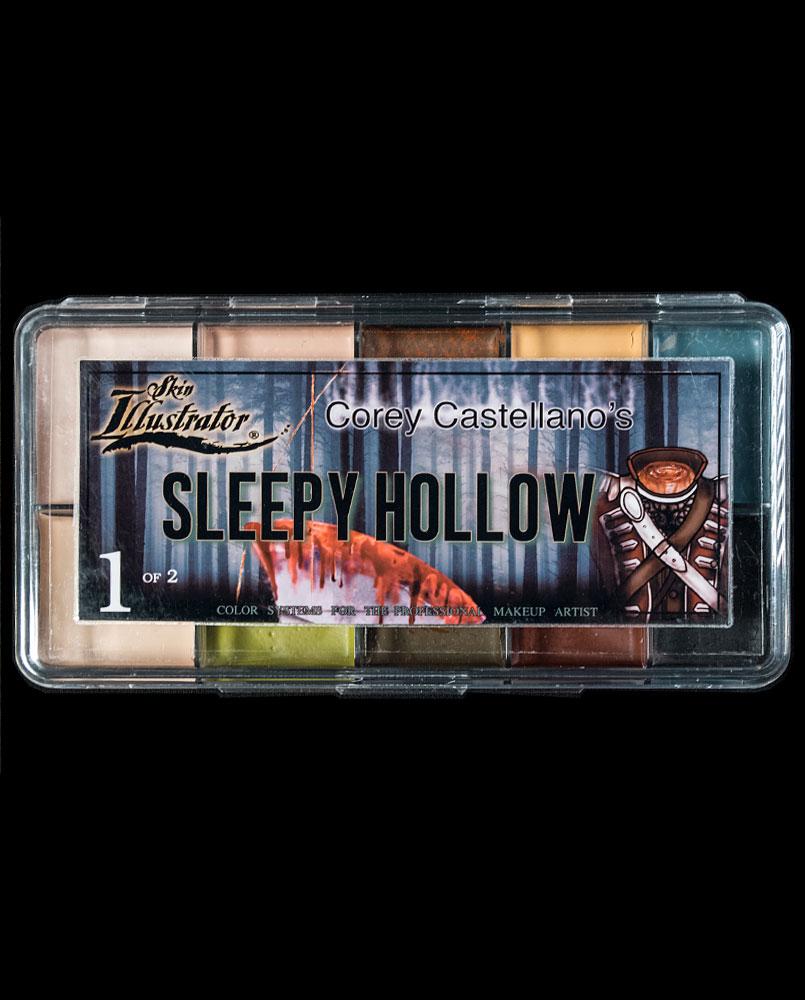 sleepy hollow 1 palette