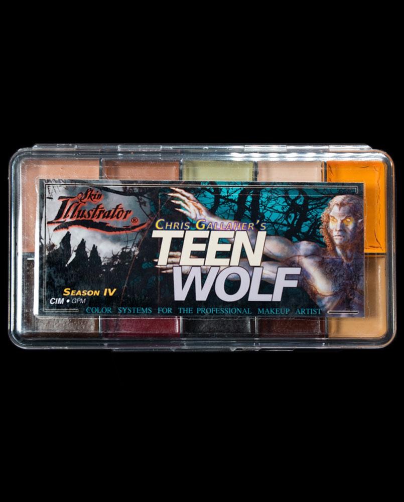teen wolf palette