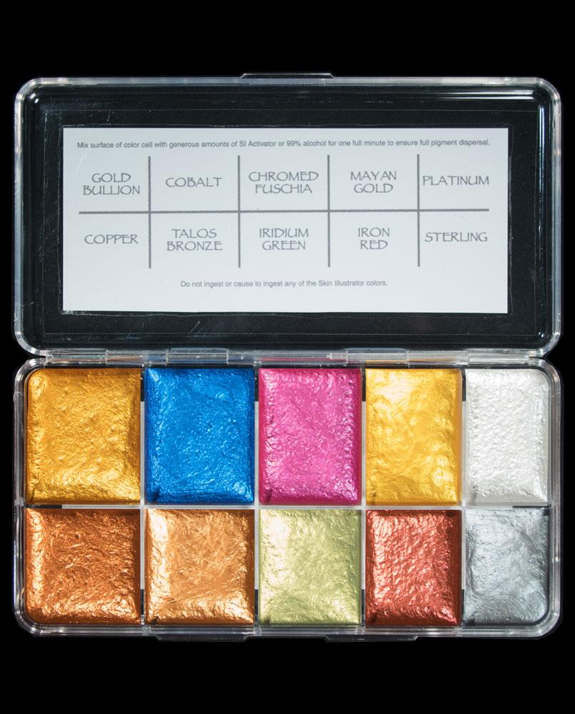 alchemy palette colors