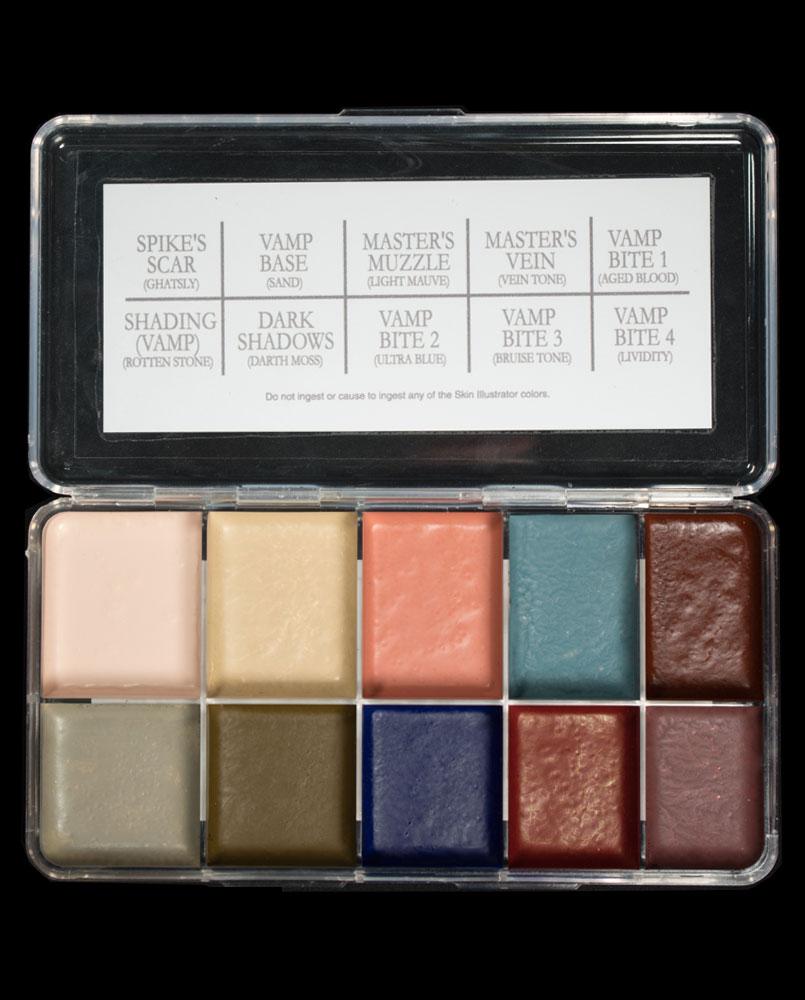 buffie palette colors