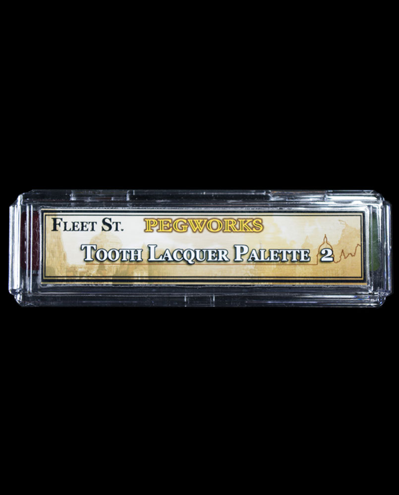 tooth lacquer palette 2