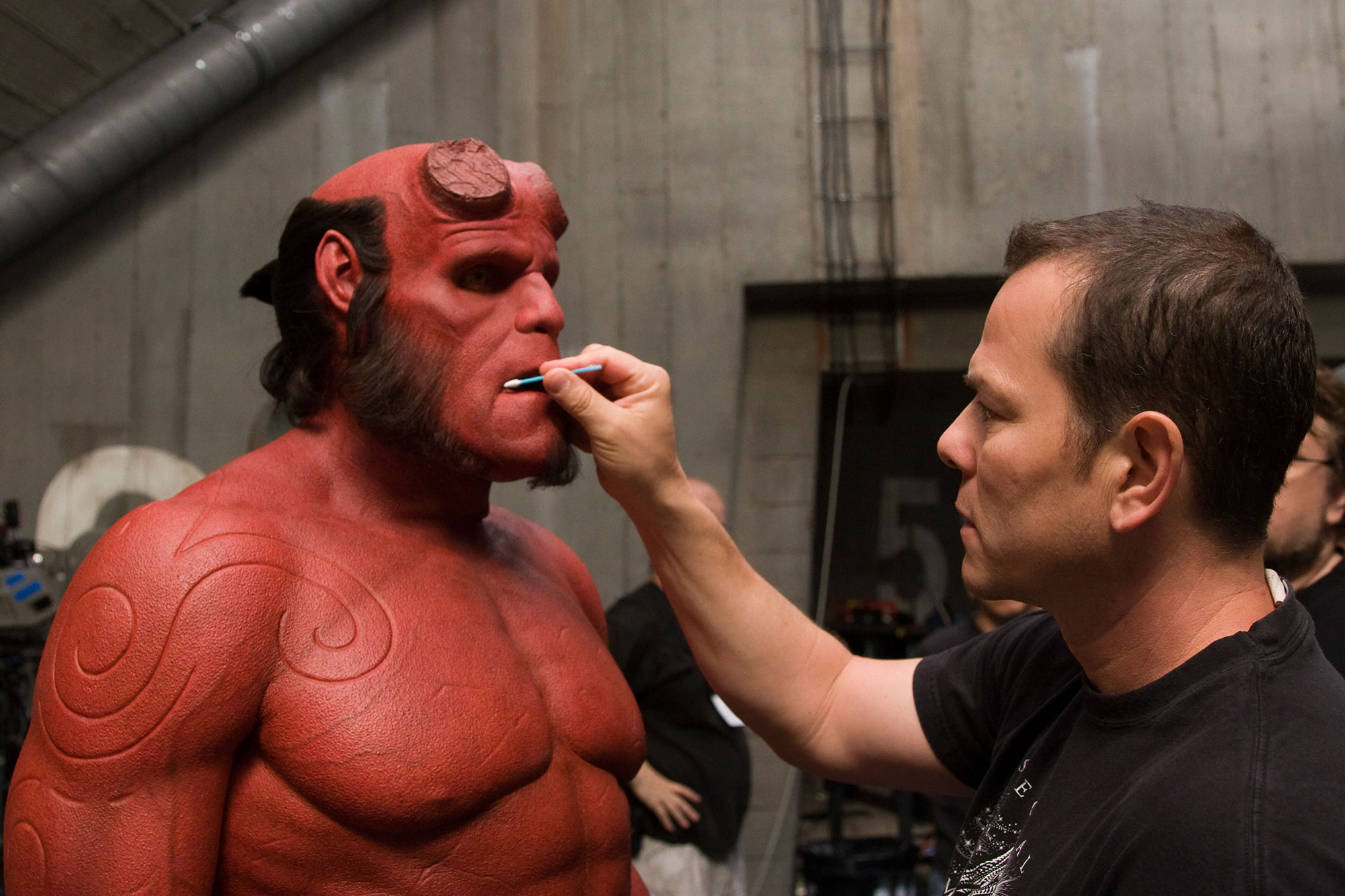 Hellboy Ii By Mike Elizalde For Spectral Motion Skin