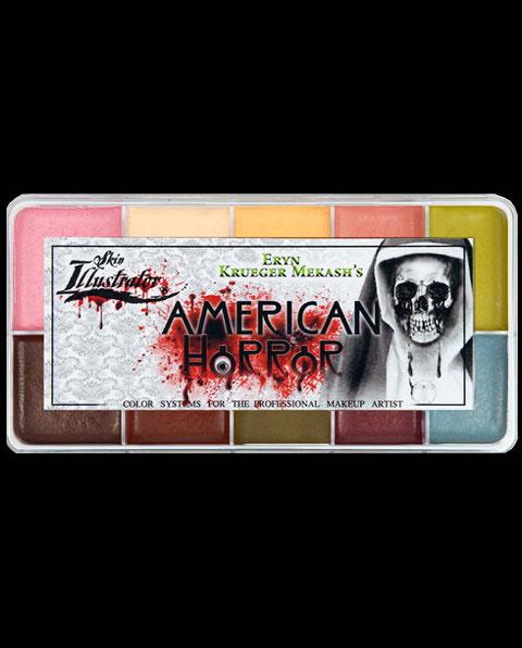 american horror palette