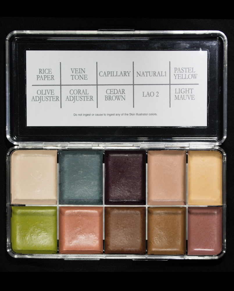 holmes palette colors