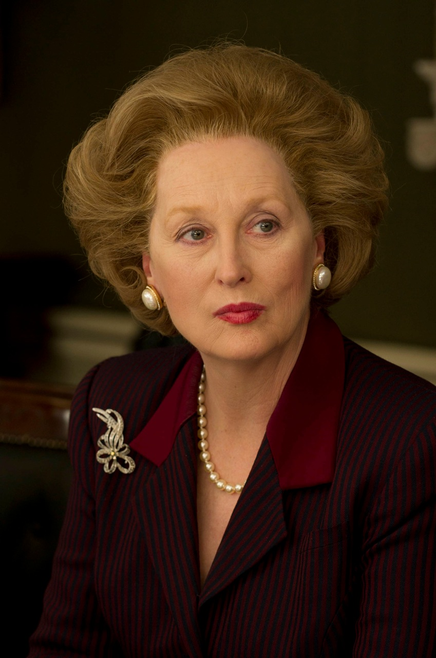 The Iron Lady by J. Roy Helland and Mark Coulier - Skin ... Emmy Winners