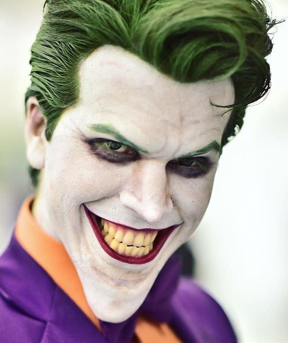 Joker By Alejandro Fanzago Skin Illustrator