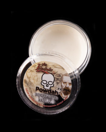 Powdah'd Milk skin illustrator fx special effects makeup artist Powdah Marc Clancy
