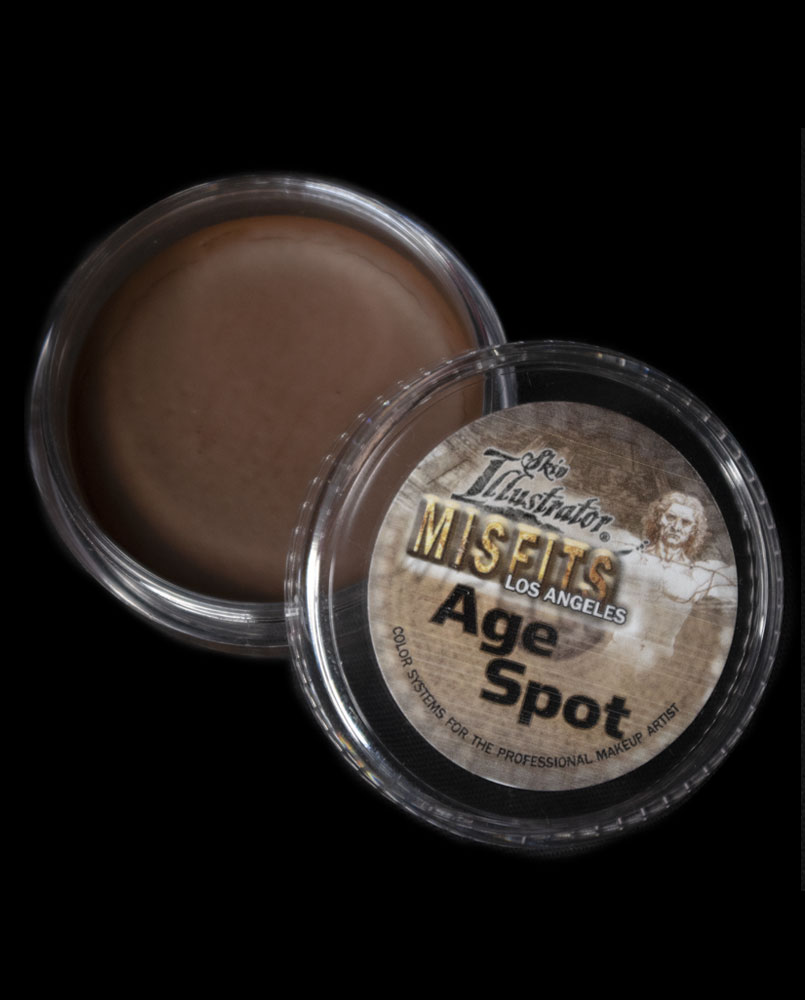 Age Spot Single fx freckles makeup old age character hyperpigmentation