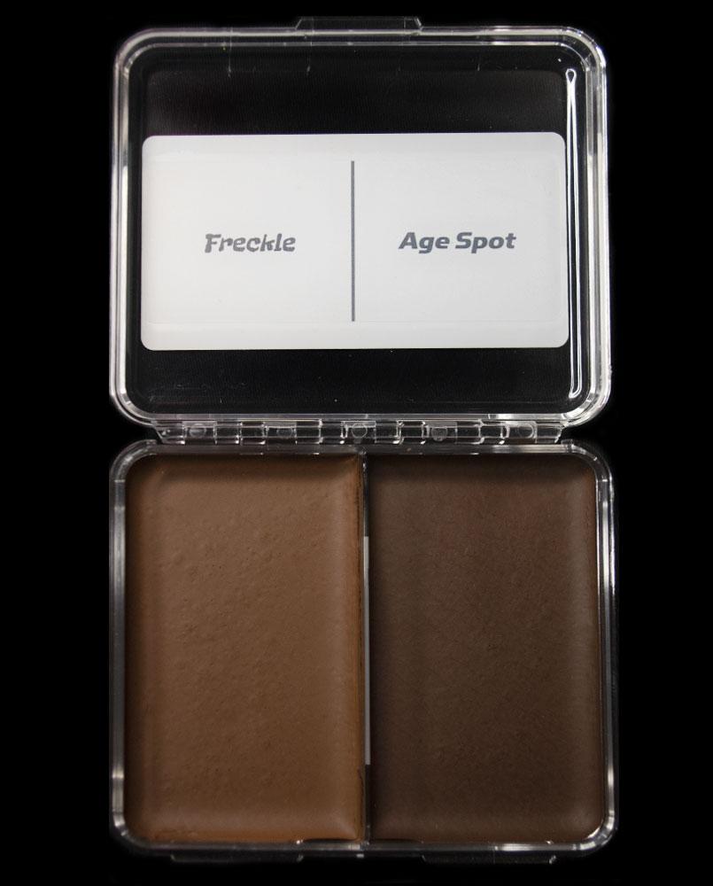 artful splodger duo freckles fx makeup