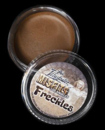 freckles single hyperpigmentation fx makeup faux freckle